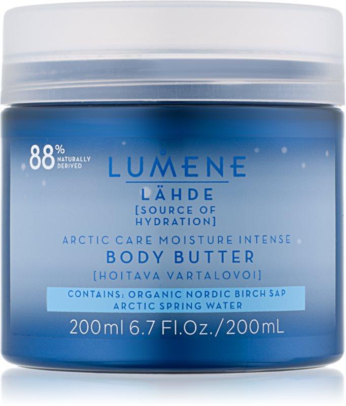 Lumene Lähde [Source of Hydratation] Intense Moisture Body Butter